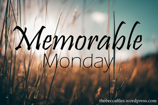 memorable-monday