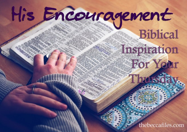 his-encouragement